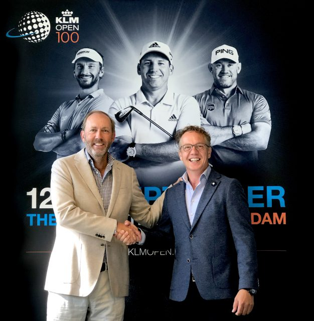 Jumbo Golf retail partner 100ste KLM Open